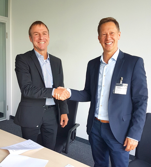 Siemens Factory Automation and Panasonic Industry Europe sign global agreement
